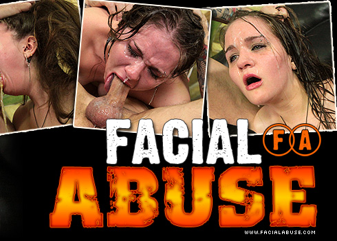 Facial Abuse Starring Cat Morris